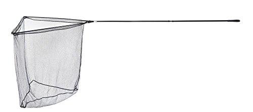 Balzer Karpfen-Kescher mit Stange Groß 100x80cm (Länge 2,40m)