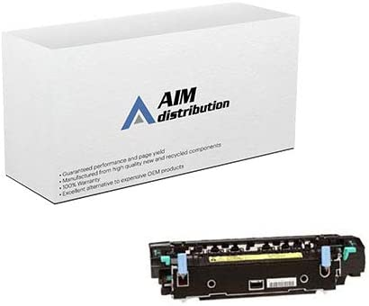 AIM Compatible Replacement for HP Color Laserjet 4610/4650 110V Fuser Assembly (150000 Page Yield) (Q3676A) - Generic