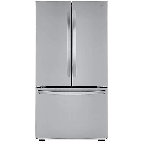LG LFCC22426S 22.8 Cu. Ft. French Door Counter-Depth Refrigerator
