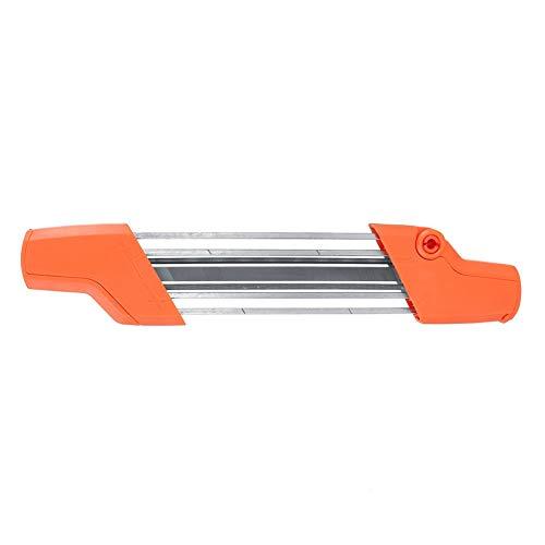 Affûteuse de tronçonneuse 2 en 1 3/8inp 4.0mm Tronçonneuse Tronçonneuse Outil d'affûtage adapté pour STIHL 56057504303