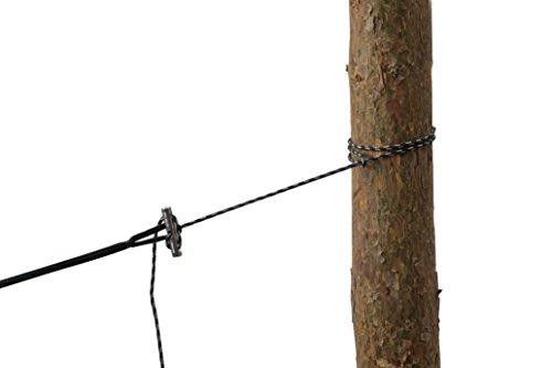 AMAZONAS Microrope Seilset zur Aufhängung von Hängematten bis 250cm und bis 150kg pro Seil