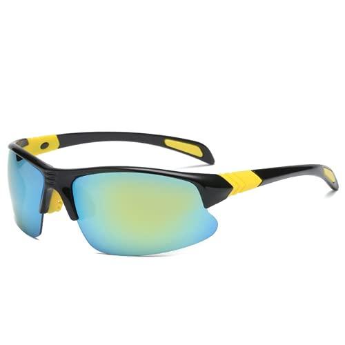 Yofundo Gafas tácticas militares de visión nocturna a prueba de explosiones Arisoft Shooting Goggles al aire libre CS juego de guerra Paintball Caza Gafas Negro Oro