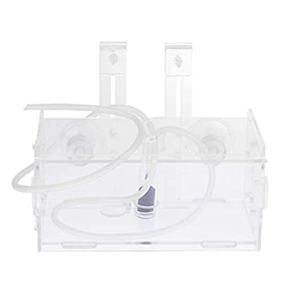 perfeclan Aquarium Fisch Zucht Kasten Isolation Box Inkubator