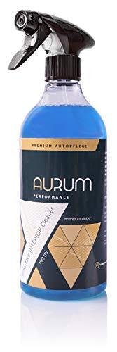 Aurum-Performance® Auto Innenraum Reiniger – Cockpitspray und Kunststoffreiniger für die gründliche Autoreinigung - professioneller Innenraumreiniger Auto (allSurface Interior Cleaner, 750ml)