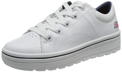 Skechers 73998-wnv_38, Zapatillas Mujer, Blanco, EU