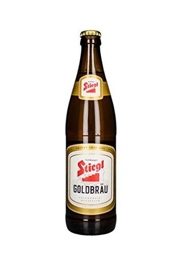 Stiegl Goldbräu - Flasche - 0,5 l
