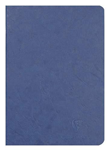 Clairefontaine 733104C Linea Age Bag Quaderno Spillato A5 96P Pagina Neutra Blu