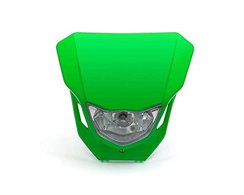 Moto Phare - Supermoto & Streetfighter - Vert - 12V 35W