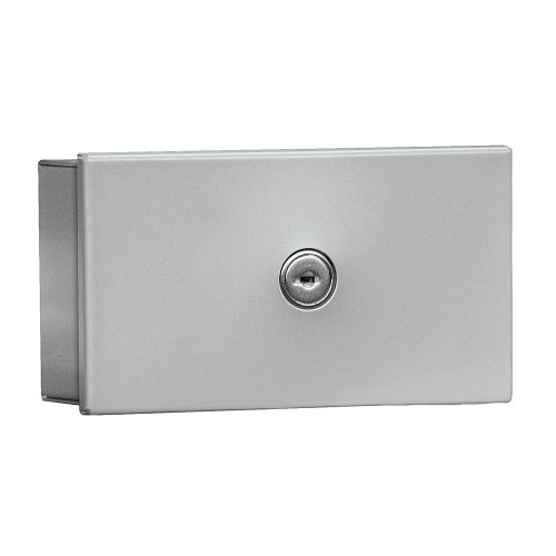 Salsbury Industries 1080AU Surface Mounted Key Keeper for USPS Access