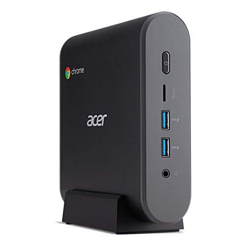 Acer Chromebox CXI3 Micro, Flash Hard Drive Intel 2200 MHz SOC UHD Graphics 620