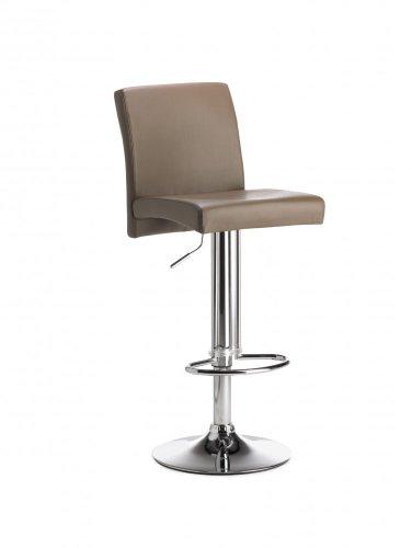Mayer Sitzmöbel Barhocker Tresenhocker NEW SUNNY Sitz-/Rückenelement gepolstert Bezug Stoff oder Kunstleder Bezug Kunstleder 26468
