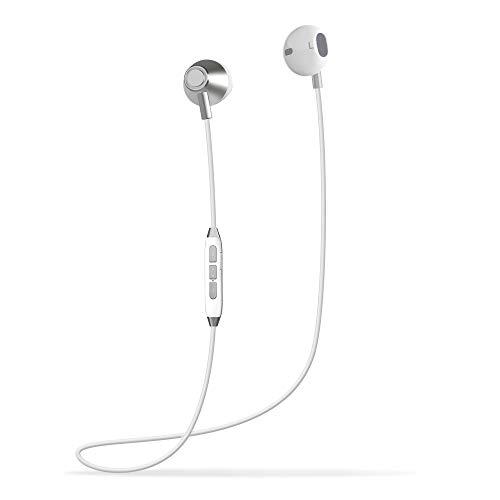 Cuffie Bluetooth Magnetici Sport,Headset Auricolari Bluetooth 4.1 Stereo HiFi con Microfono,Noise Cancelling avanzate,Paio 2 Dispositivi, per iPhone Samsung LG Xiaomi...
