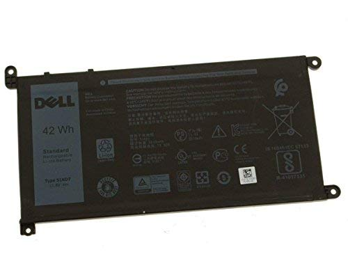 Genuine Battery for Dell Chromebook 11 3180 3189 42Wh 11.4V Battery FY8XM 0FY8XM