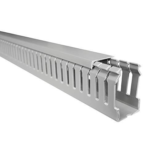 elettrocanali Schlitz Kabelkanal–Schlitz Finger Duct mit Cover S 4/6/440x 60mm