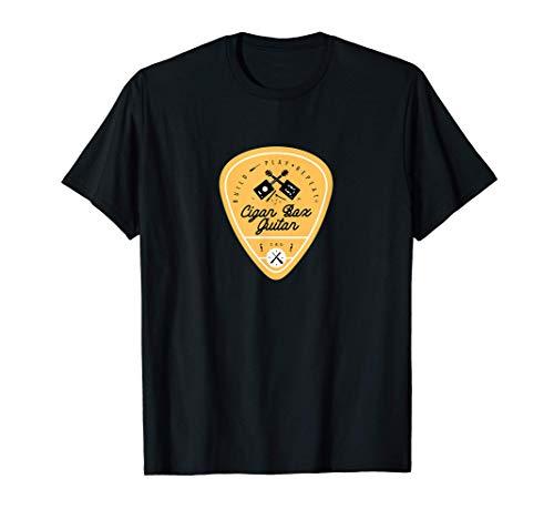 Cigar Box Guitar - Cigarbox Gitarre - CBG Gitarre - CBG T-Shirt