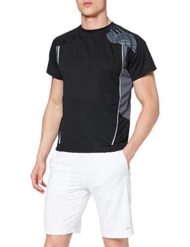 Spiro S176M - T-Shirt - Homme - noir (gris) - S