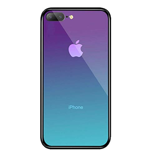 LAYJOY Funda iPhone 7 Plus, Funda iPhone 8 Plus, Ligera Carcasa Silicona...