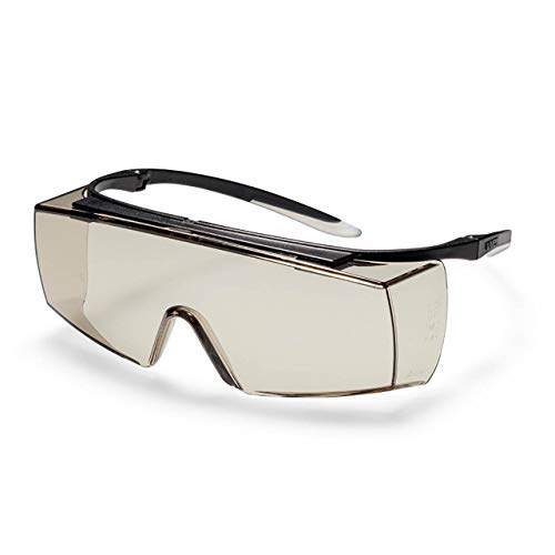 Uvex - Gafas de seguridad para la mayoría de gafas graduadas