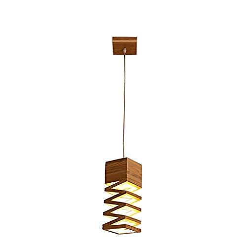 Kronleuchter Einfache Kreative Holz- Kronleuchter Art Hotel Engineering Bar Restaurant Gang Vorbau Beleuchtung Technik Beleuchtung