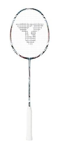 Talbot Torro Badmintonschläger Isoforce 1011.4 - anthrazit-rot-silber
