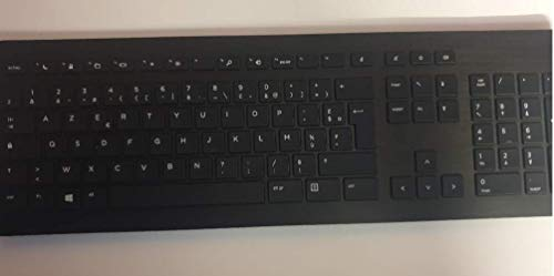 HP Inc. Keyboard (France) SPS-HP WLess Premium KB, 918603-051 (SPS-HP WLess Premium KB)
