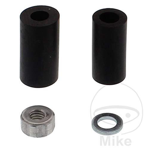 Kellermann Ersatzteile für BL 1000 Gummiadapterset Typ1, Unisex, Multipurpose, Ganzjährig, schwarz