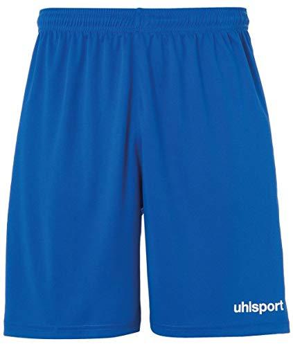 uhlsport Kinder Center Basic Shorts, azurblau, 164