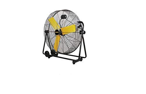 "Master MAC-30BCT 30"" High Velocity Tiltable Direct Drive Drum Fan, Black"