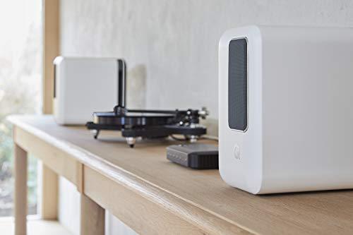Q Acoustics Q Active 200 Bookshelf Speakers (Pair) (White)