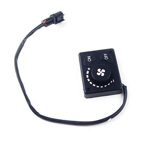 beler Appareil de chauffage diesel de stationnement d'air de voiture de 12V / 24V ON OFF Commutateur de temps de couplage de commutateur de contrôleur Démarrage ou arrêt