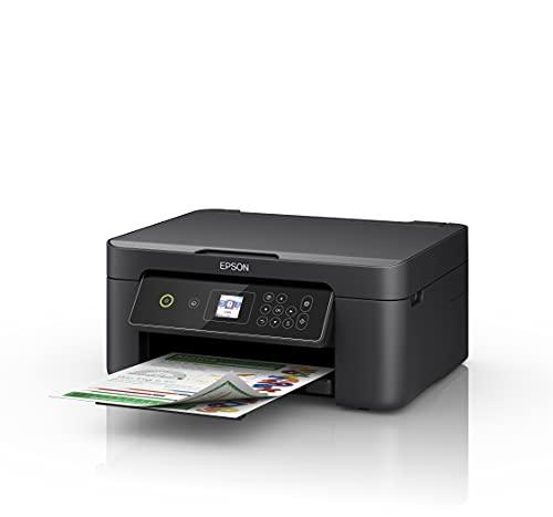 Epson Expression Home XP-3150 | Impresora WiFi A4 Multifunción con Impresión a Doble Cara (Dúplex) y Pantalla LCD | 3 en 1: Impresión, Copiadora, Escáner | Mobile Printing