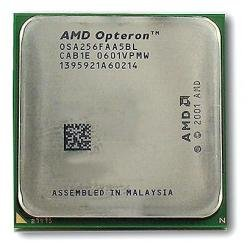 HP Opteron 2216 HE Dual-Core Prozessor für BL465c (2.4GHz, 2 MB Cache, Sockel F)