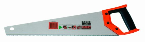 BAHCO BELZER GMBH 2500-19- Handsäge Blatt-L.475mm starkes Blatt m.Komfort-Griff