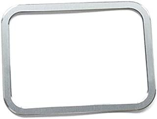 YUZHONGTIAN 12-15 for Mercedes Benz ML W166 GL X166 Car Electronic Parking Brake Button Trim Aluminium