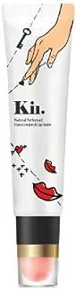 ナチュラル パフュームド ハンドクリーム&リップバーム Natural Perfumed Hand Cream30ml?Lip Balm2.5g 韓国コスメ コスメ ハンドクリーム リップバーム (White-S03)