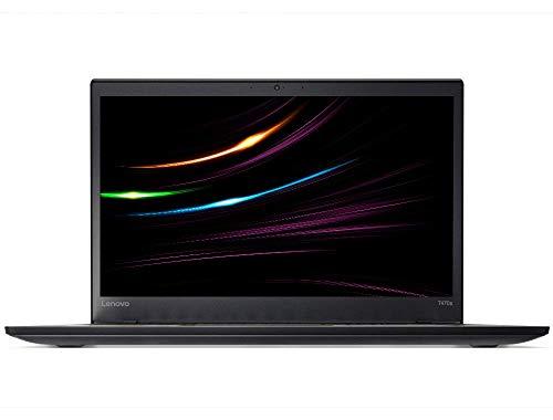 Lenovo ThinkPad T470s Business Notebook Intel i7 2.7 GHz Prozessor 24 GB Arbeitsspeicher 1000 GB SSD 14 Zoll Display Full HD 1920x1080 IPS Windows 10 Pro 1920 (generalüberholt)