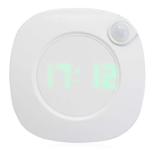 KAIYAN Luces de Noche LED Luz de la Noche de la Luz de Inducción Sensor de Movimiento de la Luz de la Noche Multifunción Creativo Con Tiempo LED PIR Sensor del Armario Luz