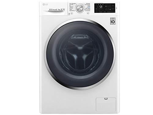 LG F 14WD 84TN2 Waschtrockner Weiß