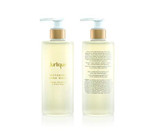 Jurlique Restoring Lemon, Germanium & Clary Sage Hand Wash, 10.1 Fl Oz