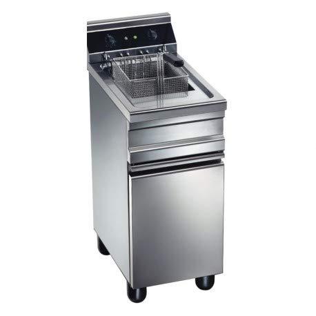 Friteuse électrique sur coffre - 1 bac 20 litres - 12 kW - Furnotel -