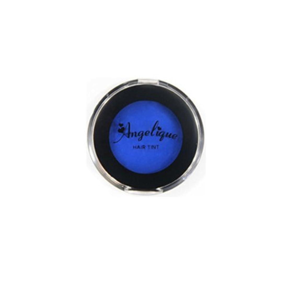 電子レンジ眩惑する規制Angelique(アンジェリーク) ヘアチョーク ティント TINT ヘアカラーチョーク パウダータイプ ブルー