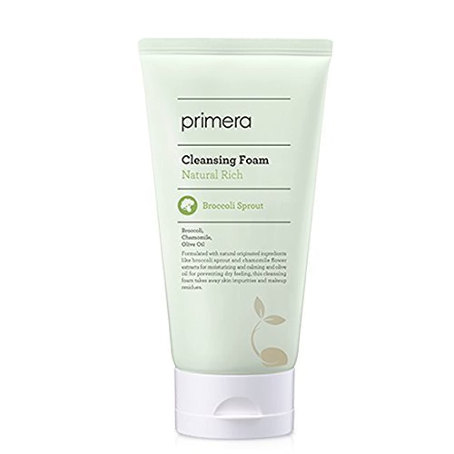 Primera Technology [プリメーラ]自然の豊かなクレンジング フォーム 150 Ml [並行輸入品]