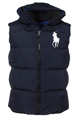 Ralph Lauren Herren Weste - Marineblau - Big Pony (Marine, S)