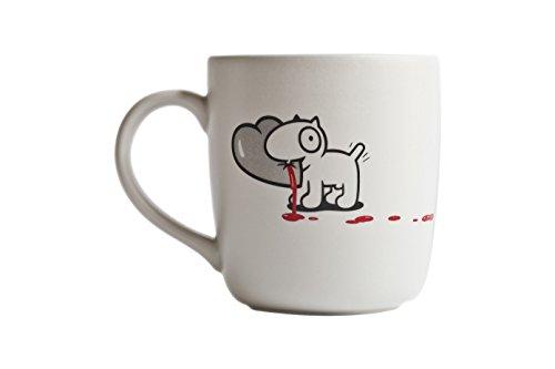 Propaganda Mr. P & D-Dog Mug - Hearts