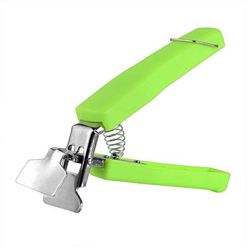Fastone Edelstahl Schüssel Clip Multifunktions Anti-Hot Bowl Clamp Teller Teller Clamp Kitchen Tool Grün