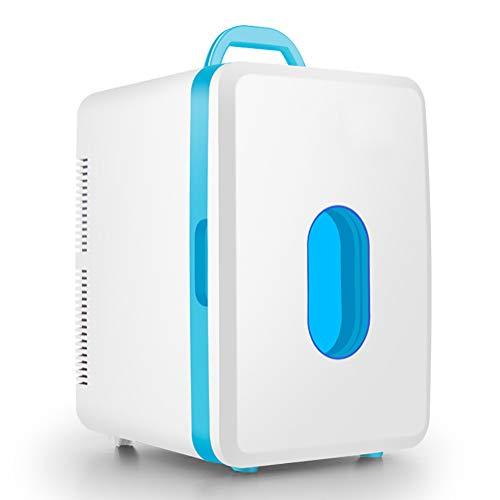 S-AIM Autokühlschrank, 16l / 18l Powered Cooler/Dual-Core-Gefrierkühlschrank, Kalt- und Minikühlschrank-Kühlschrank, Speisen/Getränke/Wein/Camping/Reise/Picknicks