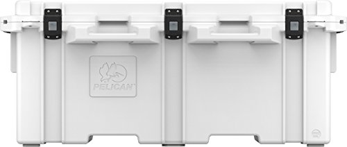 Pelican Elite 250 Quart Cooler (White)