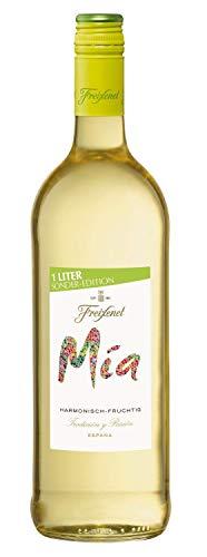 Freixenet Mia Wein, harmonisch -fruchtig, Wein aus Spanien (1 x 1 l)