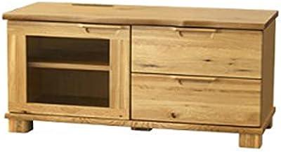 【正規品】起立木工 ディーオーク(D-oak) TVボード110H