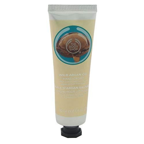 The Body Shop Wild Argan Oil Hand Cream by The Body Shop